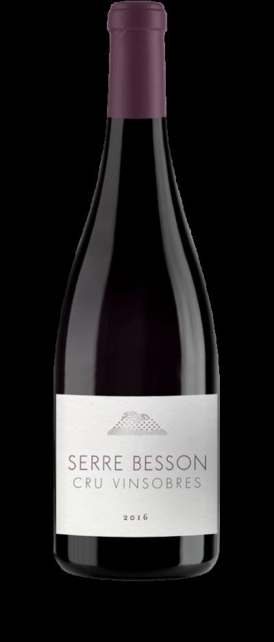 Serre besson cru vinsobre 2016 - Best Rhone wine